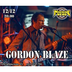 Gordon Blaze