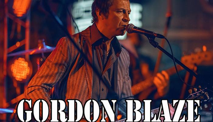 Gordon Blaze, Сольный концерт