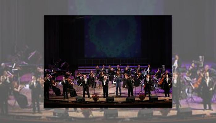 Концертная программа «Наполним музыкой сердца!»